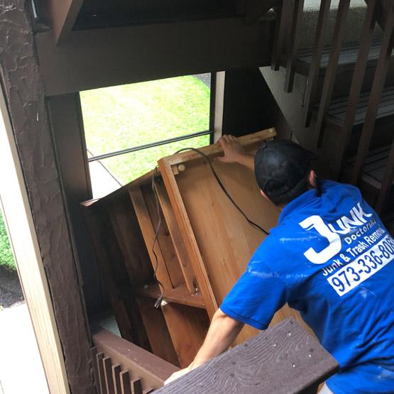 Furniture Removal Hunterdon County NJ