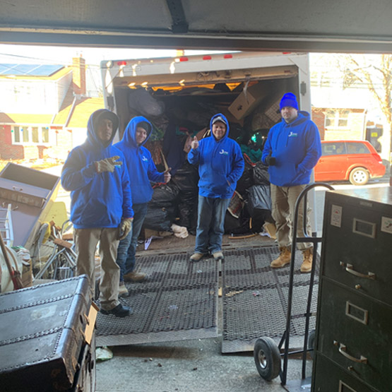 Junk Removal Lower Valley NJ